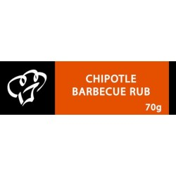 Culinary Conspiracy - Chipotle Barbeque Rub