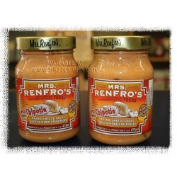Mrs. Renfro's Nacho Cheese Sauce with Chipotle - 473ml