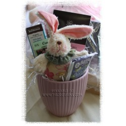Flower Pot Easter Basket
