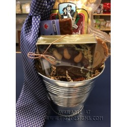 Man Cave Bucket style gift for Him