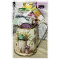 Watering Can Planter Spring Gift Basket