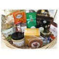 Basket of Gourmet Sweets & Savories - Creston Gift Baskets