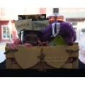 "2018 Cupid's Choice ""Pamper Her"" Gift Basket"