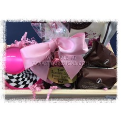 Office Professional / Secretary's Day Gift Basket - Don't let work weigh you down!