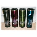 TAKEYA Double Wall Stainless Tea/Coffee Tumbler w/Infuser - 16oz