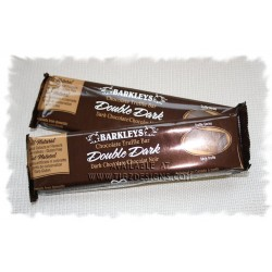 Barkleys Double Dark Chocolate Truffle Bar - Made in BC