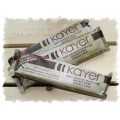 Kayer Double Dark Chocolate Truffle Bar - Made in BC
