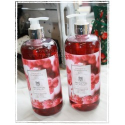 Brompton & Langley Frosted Cranberry Body Wash - Upper Canada Soap Co.