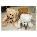 """Custom"" Gift Basket Add-ons - 8"" Jointed Teddy Bear"