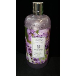 Brompton & Langley Lavender Vanilla Foaming Bubble Bath - 790ml