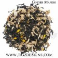 Ginger Mango Tea - Naturally flavored Black Tea