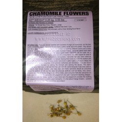 Chamomile Flowers - BULK 250g - Tigz TEA HUT Creston BC