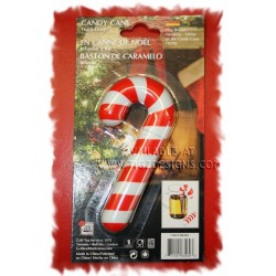 Candy Cane Tea Infuser - Creston BC Tea