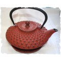 Shimizu Cast Iron Teapot with Infuser and matching Trivet - Creston Teapots and Accessories