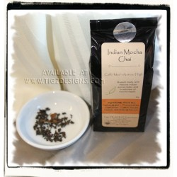 Indian Mocha Chai - Creston Premium Loose-leaf Tea - Tigz TEA HUT