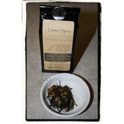 Lemon Spice Loose-leaf Tea - Creston Tea