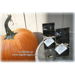 Pumpkin Spice Loose-leaf Tea - Tigz TEA HUT in Creston BC