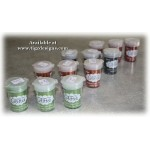 Extra Fine Glitter - Red, Lime Green, Copper, Black - Creston Crafts