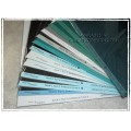 "Core'dinations ColorCore 12 x12"" 80# Textured Cardstock - pkgs of 5"