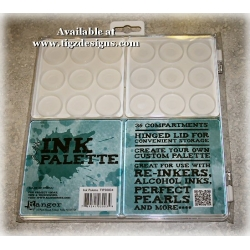 Ink Palette - Ranger / Tim Holtz - Tigz Designs Creston BC