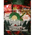 Christmas Treats & Candlelight Gift Basket - 02