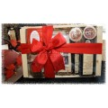 Creston's Pleasures Shipper Style Gift Basket