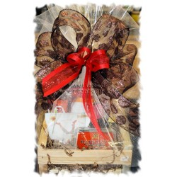 Fruit & Chocolate Gift Basket - Creston Gift Basket Delivery