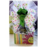 Ray of Sunshine Gift Basket - Tea and Sweets for You