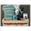 Bathing Bliss Gift Basket - Creston BC Gift Delivery