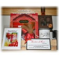Cheers to You Romance Celebration Gift Basket - Creston BC Gift Basket Delivery