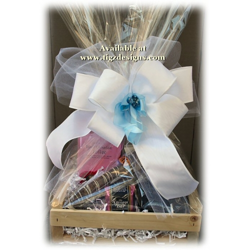 wedding shower bubbles bliss gift basket gift baskets by tigz designs