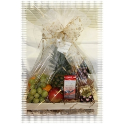 Get Well Gift Basket - Fruit and more