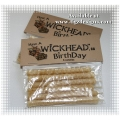 Beeswax Birthday Candles for Cupcakes by Wickhead Candles