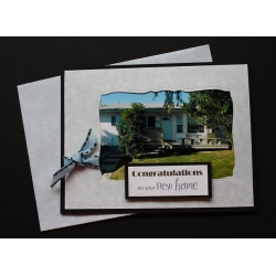 New Home Greeting Cards - Custom