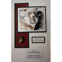 Pet Christmas Cards -CHR03
