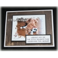 Custom Pet Christmas Cards by Tigz Designs - 10 Cards