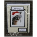 Comical Christmas Pet Greetings - Snuffles 02