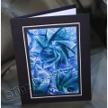 Encaustic Elements - Floral Carribean #03