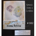 Nature's Stains & Scribbles Greeting Cards - SS2