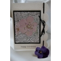 Nature's Stains & Scribble Greeting Cards - SS8