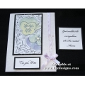 Mother's Day Greeting Cards 06 - Nature's Stains & Scribbles