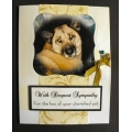 Pet Sympathy Greeting Card - 45