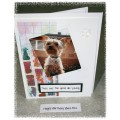 Funny Dog Birthday Card - Pet Greeting Cards made in Creston BC