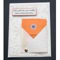 Greeting Cards with Tea Bags