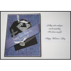 Valentine's Greeting Card - 05