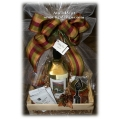 Birthday Cheers & Appie Gift Basket - Gift Baskets by Tigz Designs